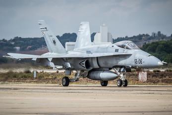C.15-48 - Spain - Air Force McDonnell Douglas EF-18A Hornet
