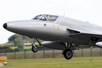 G-BXKF - Delta Jets Hawker Hunter T.7