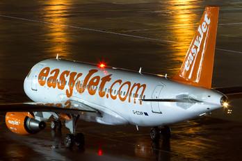 G-EZAP - easyJet Airbus A319