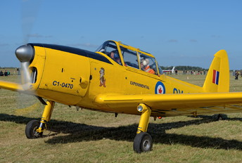 OY-DHJ - Private de Havilland Canada DHC-1 Chipmunk