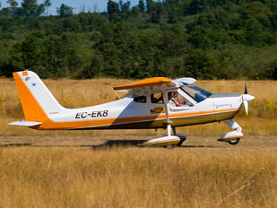 EC-EK8 - Private Tecnam P96 Golf