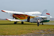 SP-FYX - Private Antonov An-2 aircraft