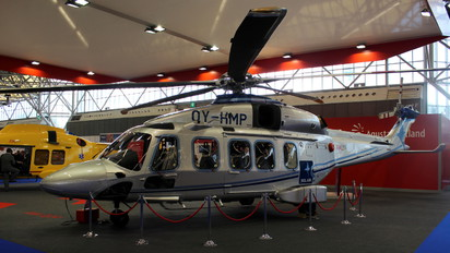 OY-HMP - Bel Air Aviation Agusta Westland AW189