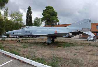 CR.12-56 - Spain - Air Force McDonnell Douglas RF-4C Phantom II