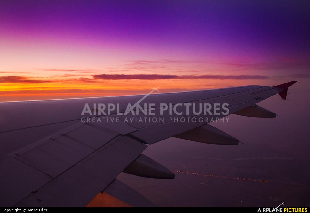Wizz Air UR-WUB aircraft at In Flight - Ukraine