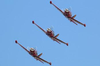 "ST-27 - Belgium - Air Force ""Les Diables Rouges"" SIAI-Marchetti SF-260"