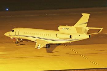 OE-IPW - Private Dassault Falcon 7X
