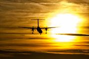 SP-EQA - euroLOT de Havilland Canada DHC-8-400Q / Bombardier Q400 aircraft