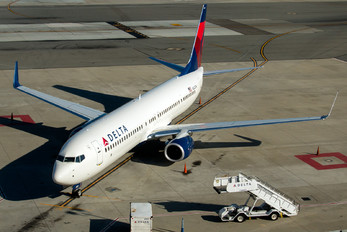 N822DN - Delta Air Lines Boeing 737-900ER