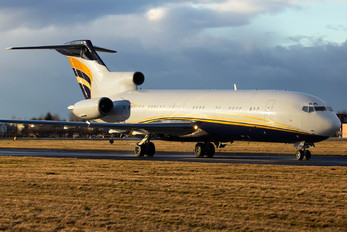 ZS-PVX - Private Boeing 727-200 (Adv)