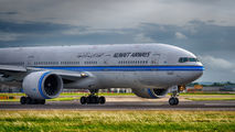 9K-AOB - Kuwait Airways Boeing 777-200ER aircraft