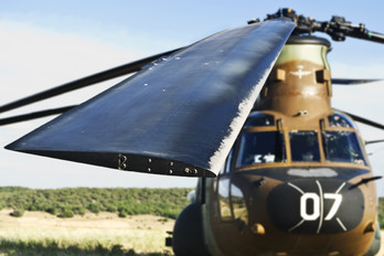 HT.17-07 - Spain - Army Boeing CH-47D Chinook