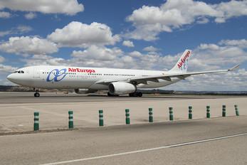 EC-LXA - Air Europa Airbus A330-300