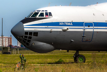 RA-76718 - Russia - Air Force Ilyushin Il-76 (all models)