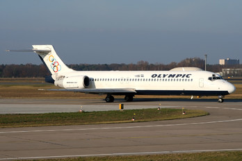 SX-BOB - Olympic Airlines Boeing 717