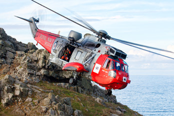 XV673 - Royal Navy Westland Sea King HAS.5
