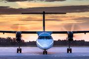 SP-EQG - euroLOT de Havilland Canada DHC-8-400Q Dash 8 aircraft