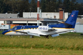 OE-GLG - GLS - General Logistics Systems (Airlink) Cessna 550 Citation Bravo