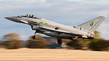 ZJ936 - Royal Air Force Eurofighter Typhoon FGR.4 aircraft