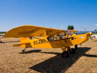 EC-ZMA - Private Zlín Aircraft Savage Cub