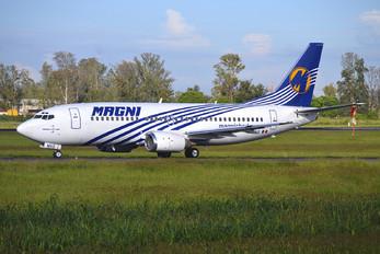 XA-MAB - Magnicharters Boeing 737-300