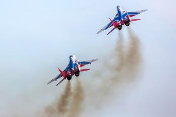 07 - Russia - Air Force Mikoyan-Gurevich MiG-29UB