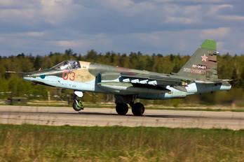 03 - Russia - Air Force Sukhoi Su-25SM