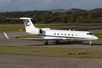 M-USIC - Hampshire Aviation Ltd Gulfstream Aerospace G-V, G-V-SP, G500, G550