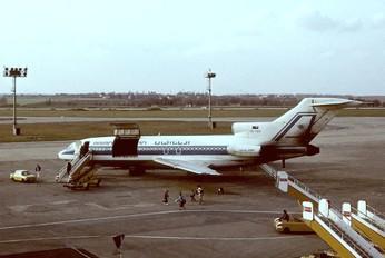 YA-FAU - Ariana Afghan Airlines Boeing 727-100