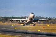 OH-LQF - Finnair Airbus A340-300 aircraft