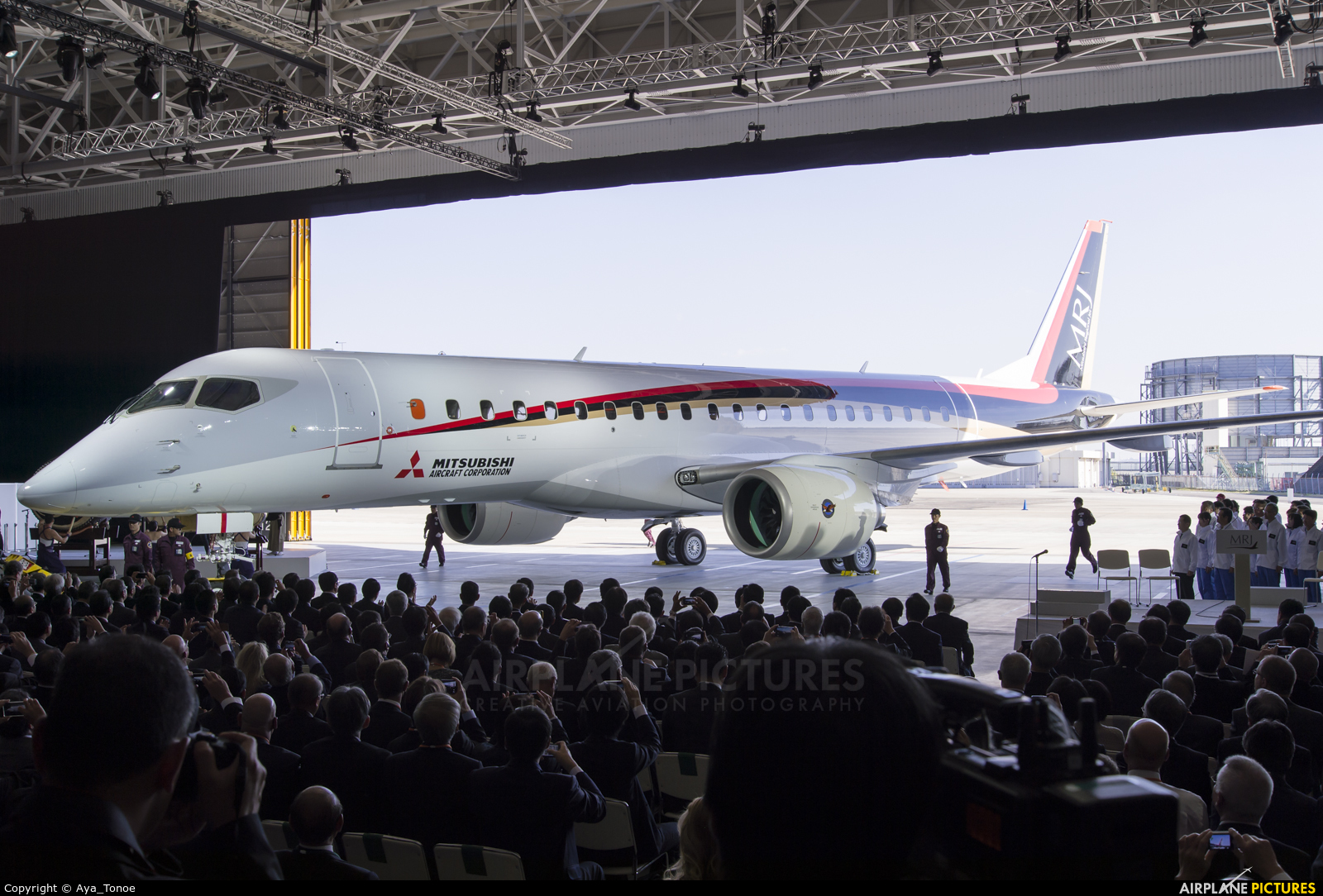 mitsubishi s bid to diversify into aviation mrj90 mexico rh aerospacemx com