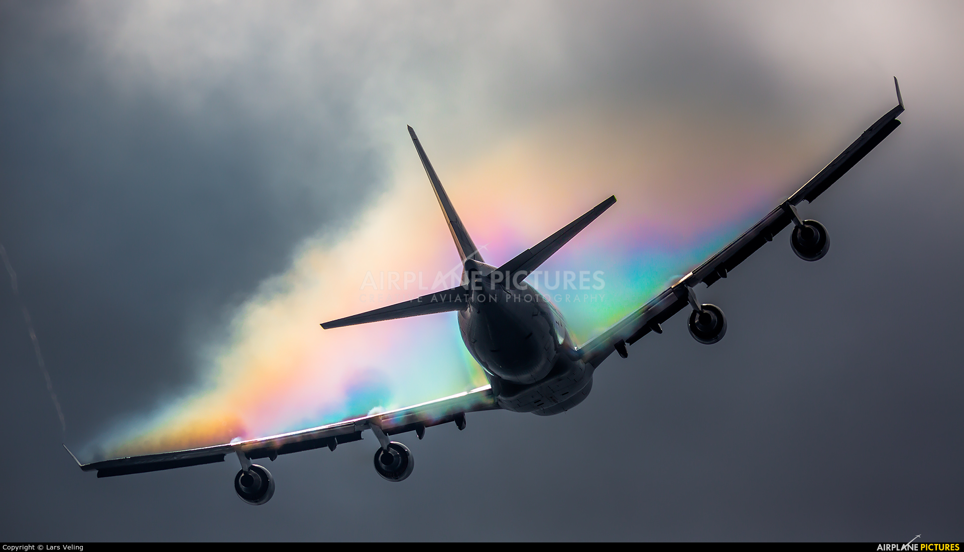 El Al Israel Airlines 4X-ELH aircraft at Amsterdam - Schiphol