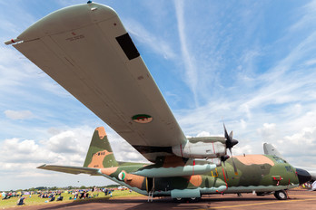 7T-WHE - Algeria - Air Force Lockheed C-130H Hercules