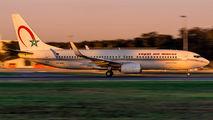 CN-RGH - Royal Air Maroc Boeing 737-800 aircraft