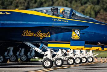 163484 - USA - Navy : Blue Angels McDonnell Douglas F/A-18D Hornet