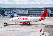 N726AV - Avianca Airbus A319 aircraft