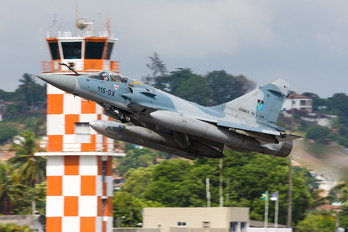 16 - France - Air Force Dassault Mirage 2000C