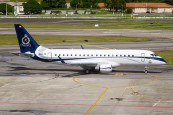 A4O-CX - Oman - Royal Police Embraer ERJ-175 (170-200)