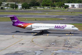 PR-RMJ - Mais Linhas Aéreas Fokker 100
