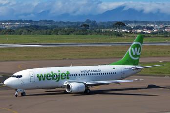 PR-WJN - WebJet Linhas Aéreas Boeing 737-300