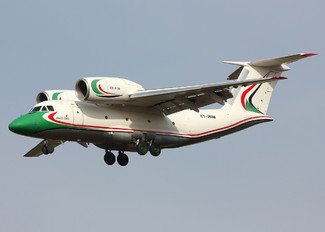 ST-PRM - Sudan - Government Antonov An-72