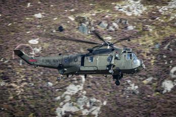 ZF118 - Royal Navy Westland Sea King HC.4