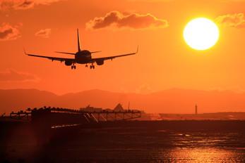 JA60AN - ANA - All Nippon Airways Boeing 737-800