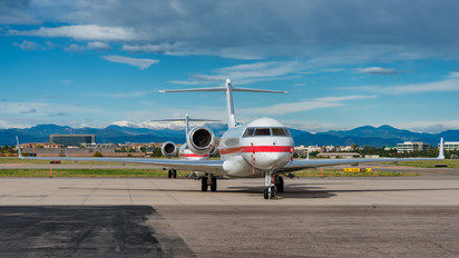 C-GDPF - Private Bombardier BD-700 Global Express XRS