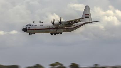 SU-BKU - Egypt - Air Force Lockheed C-130H Hercules