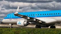 PH-EXA - KLM Cityhopper Embraer ERJ-190 (190-100) aircraft