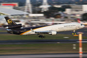 N272UP - UPS - United Parcel Service McDonnell Douglas MD-11F aircraft