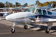 N575NV - Private Beechcraft 55 Baron aircraft