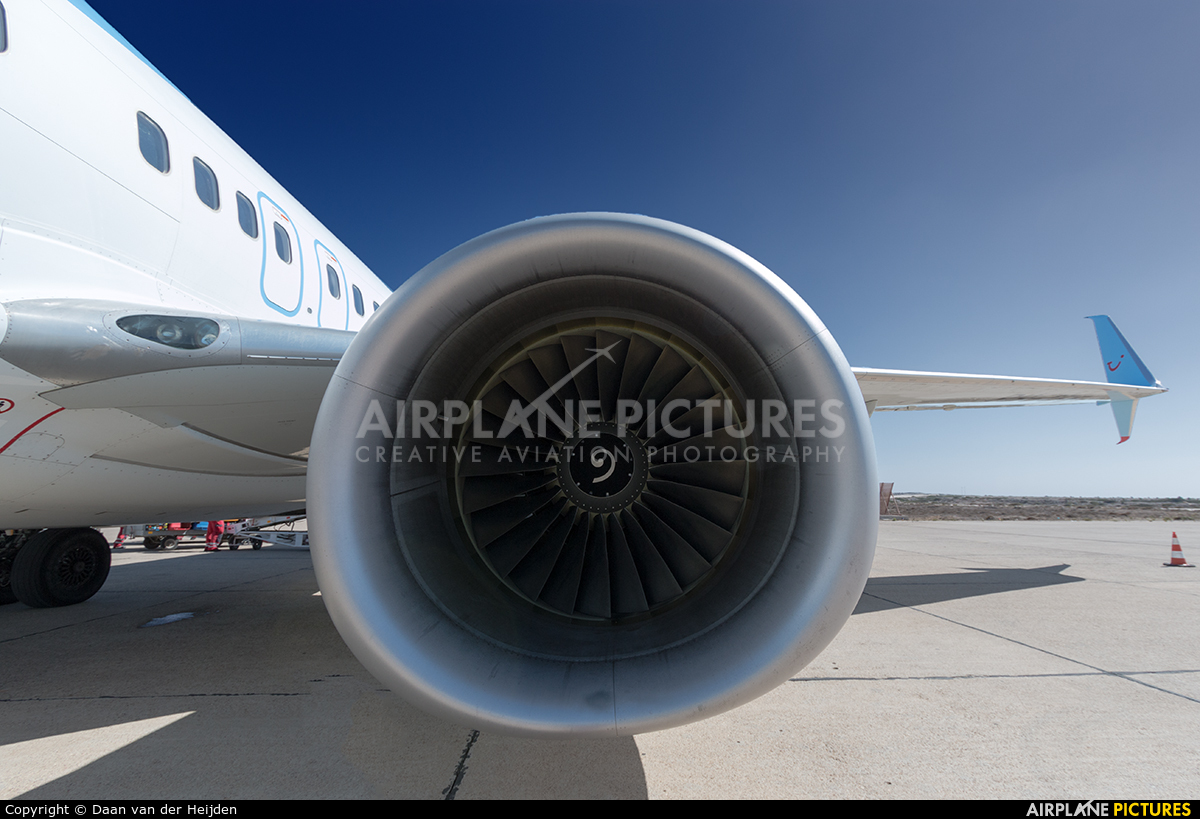 Arke/Arkefly PH-TFF aircraft at Karpathos Island National