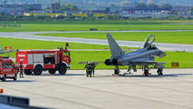 7L-WO - Austria - Air Force Eurofighter Typhoon S aircraft